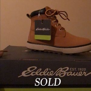 SOLD Eddie Bauer boots size 9 SOLD Already